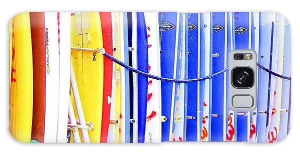Color Boards Galaxy Case