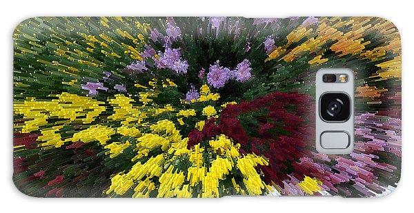 Color Explosion Galaxy Case by Wanda Brandon