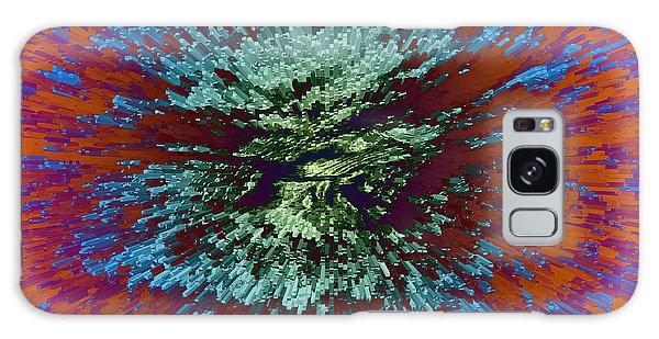 Color Extrusion Galaxy Case