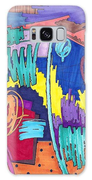 Color Fun V Galaxy Case