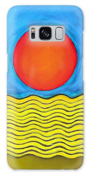 Color Geometry - Whole Galaxy Case by Carolyn Goodridge