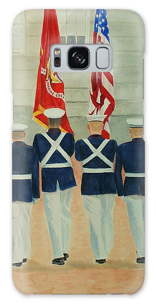 Color Guard Galaxy Case