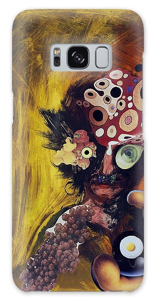 Color Intoxication Galaxy Case by Douglas Fromm
