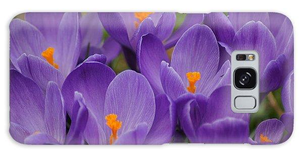 Color It Violet Galaxy Case