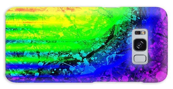 Color Maze Galaxy Case