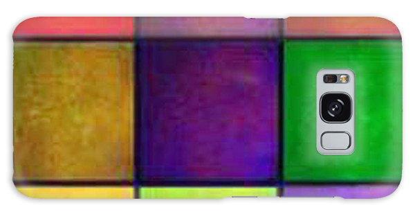 Color Me Happy Galaxy Case