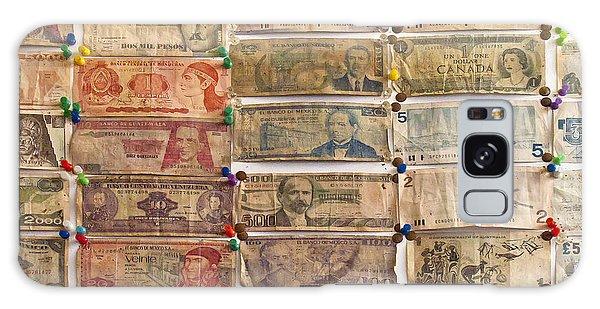 Color Of Money 1 Galaxy Case