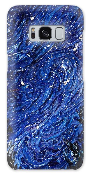 Color Of The Sky Part3 Galaxy Case