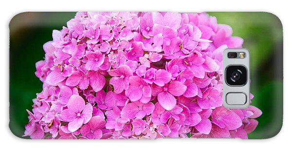 Color Of The Year 2014 Pink Hydrangea Galaxy Case
