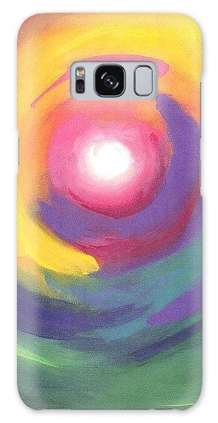 Color Spiral Galaxy Case
