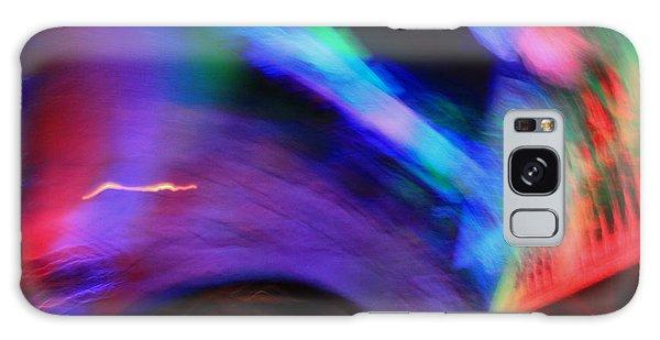 Color Tunnel  Galaxy Case