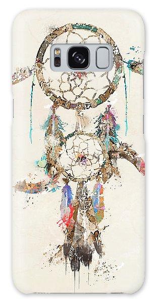 Color Your Dreams Galaxy Case by Bri B