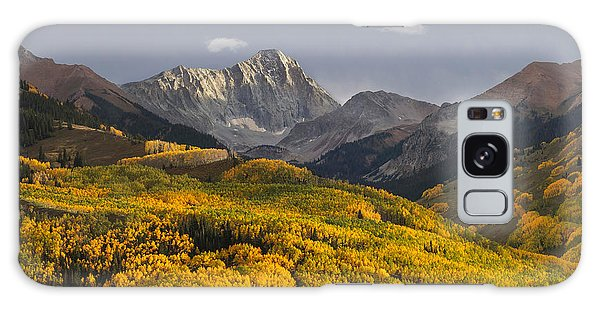 Colorado 14er Capitol Peak Galaxy Case