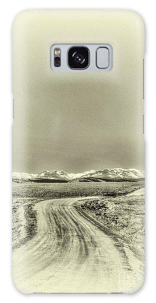 Colorado Back Road Galaxy Case