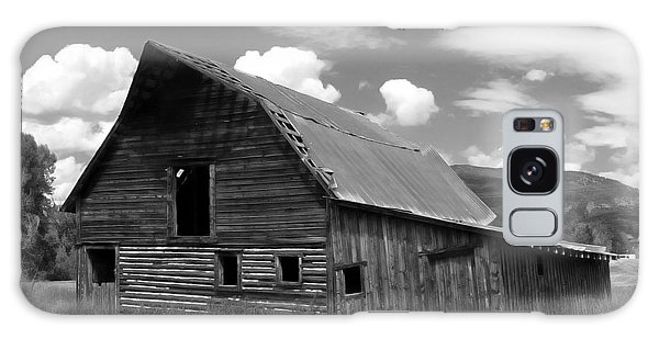 Colorado Barn Galaxy Case by John Bushnell