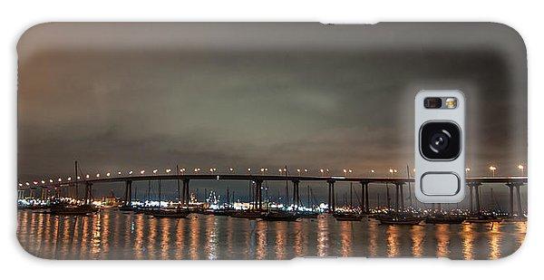 Coronado Bridge San Diego Galaxy Case