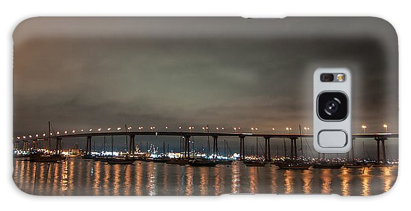 Coronado Bridge San Diego Galaxy Case