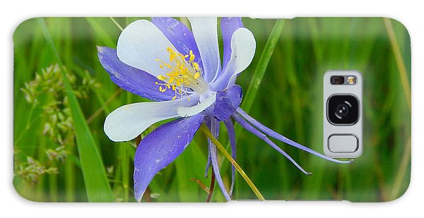 Colorado Columbine Galaxy Case