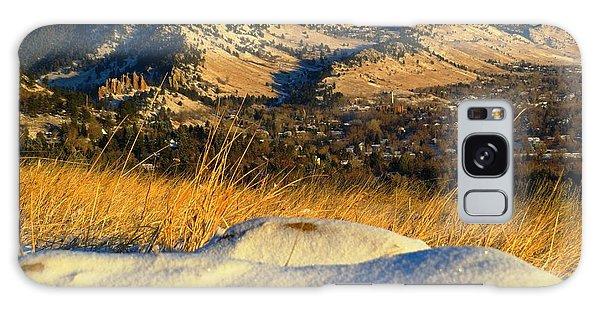 Colorado Front Range Sunrise Galaxy Case