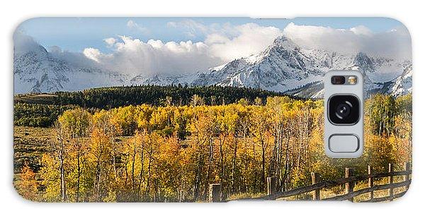 Colorado Gold Panorama Galaxy Case
