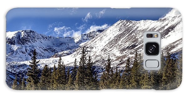 Colorado High Galaxy Case by The Forests Edge Photography - Diane Sandoval