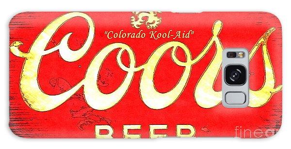 Colorado Kool-aid Galaxy Case