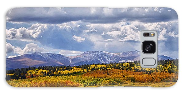 Colorado Landscape Galaxy Case