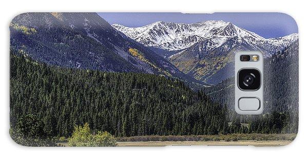 Colorado Mtn And Lake Galaxy Case