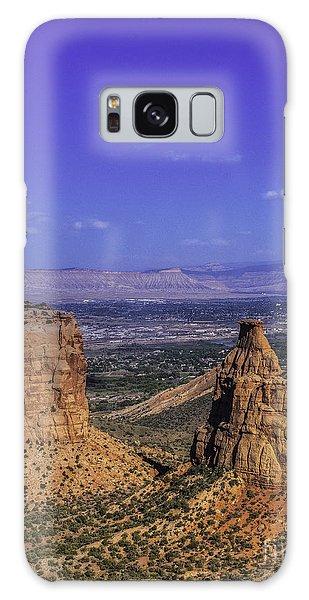 Colorado Nat Monument Galaxy Case