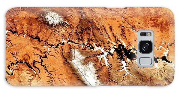 Colorado Plateau Nasa Galaxy Case