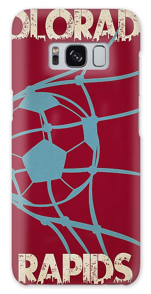 Colorado Rapids Goal Galaxy Case