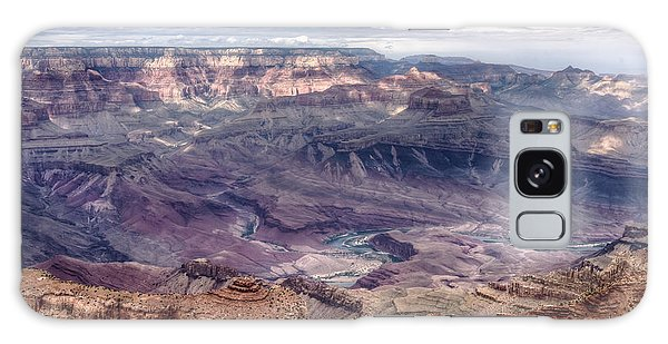 Colorado River At Grand Canyon Galaxy Case