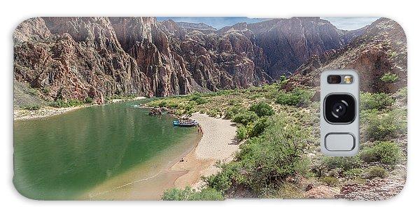 Colorado River In The Grand Canyon Galaxy Case
