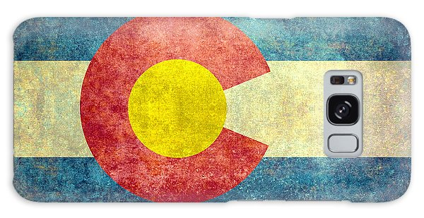 Colorado State Flag Galaxy Case