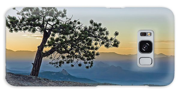 Colorado Sunset Galaxy Case