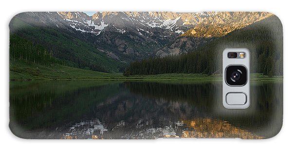Colorado Sunset - Piney Lake Galaxy Case