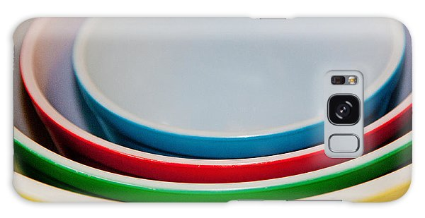 Colored Ceramic Bowls Galaxy Case