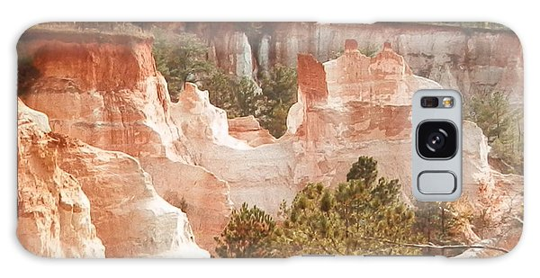 Colorful Georgia Canyon Wonder Galaxy Case by Belinda Lee