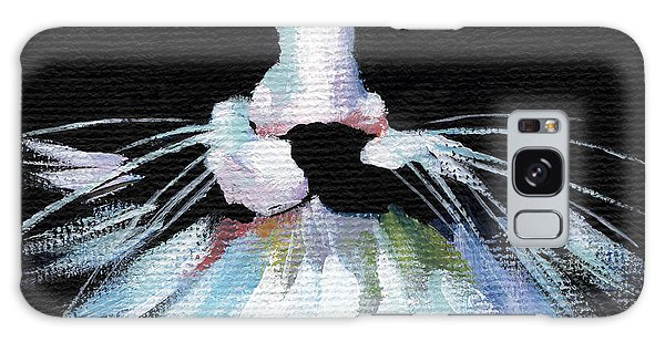 Colorful Cat Galaxy Case