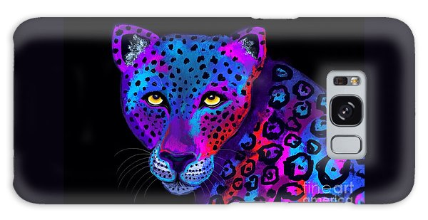 Colorful Jaguar Galaxy Case