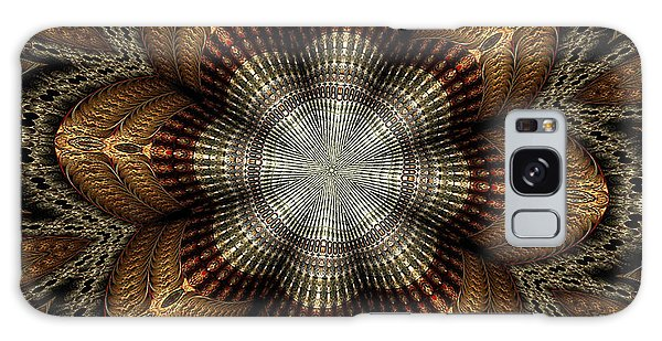 Colorful Metals Kaleidoscope Galaxy Case