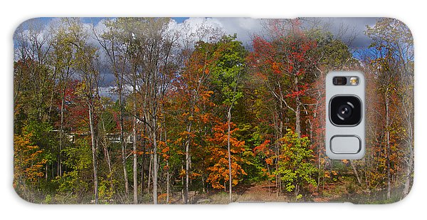 Colorful Ravine A Wider Angle Galaxy Case by Bill Woodstock