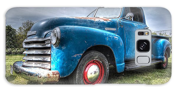 Colorful Workhorse - 1953 Chevy Truck Galaxy Case