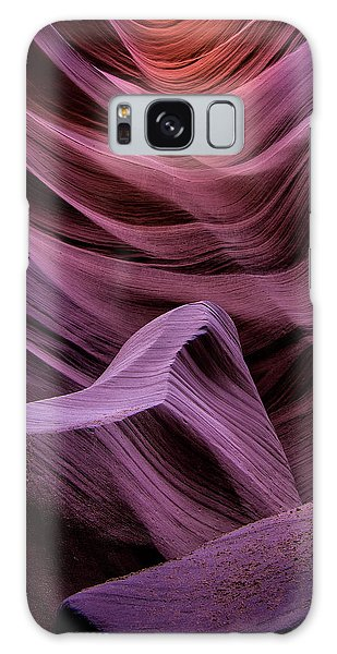Colors Of Antelope Canyon Galaxy Case