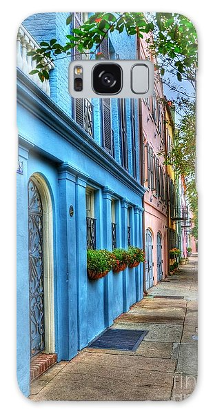 Colors Of Charleston 4 Galaxy Case