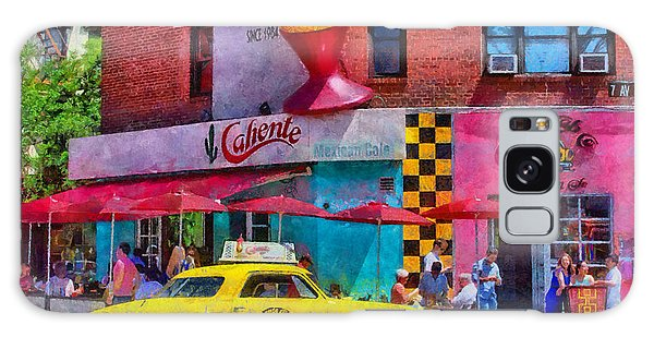 Colors Of New York Galaxy Case