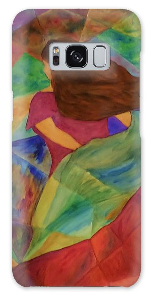 Colors Of The Wind Galaxy Case by Christy Saunders Church
