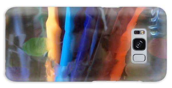 Colors Underwater Galaxy Case