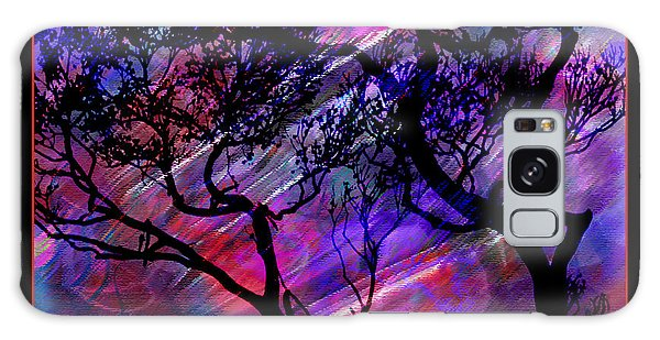 Colorscape Galaxy Case by Barbara MacPhail
