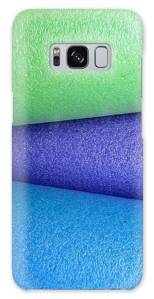 Colorscape Tubes B Galaxy Case